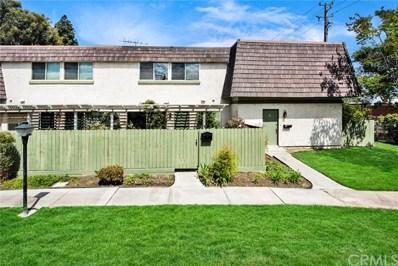 409 N Jeanine Drive UNIT C, Anaheim, CA 92806 - MLS#: PW18114698