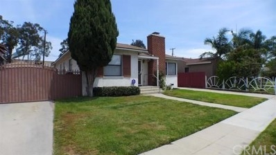 245 E Neece Street, Long Beach, CA 90805 - MLS#: PW18115236