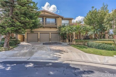 7500 E Endemont Court, Anaheim Hills, CA 92808 - MLS#: PW18115285