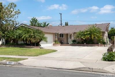 1537 W Harriet Lane, Anaheim, CA 92802 - MLS#: PW18115657