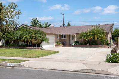 1537 W Harriet Lane, Anaheim, CA 92802 - MLS#: PW18115657