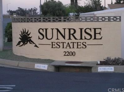 2200 W. Wilson Street UNIT 150, Banning, CA 92220 - MLS#: PW18116134