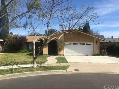 587 Marquette Circle, Costa Mesa, CA 92626 - MLS#: PW18116200