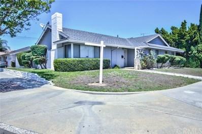 1883 W Lullaby Lane, Anaheim, CA 92804 - MLS#: PW18116417