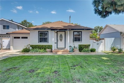 2533 W Olive Avenue, Fullerton, CA 92833 - MLS#: PW18116633