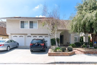 4546 Everest Circle, Cypress, CA 90630 - MLS#: PW18116805
