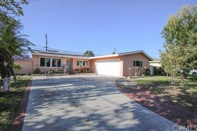 1597 W Minerva Avenue, Anaheim, CA 92802 - MLS#: PW18117174