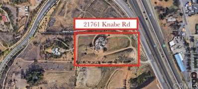 21761 Knabe Road, Corona, CA 92883 - MLS#: PW18118398