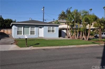 282 Knox Street, Costa Mesa, CA 92627 - MLS#: PW18118402