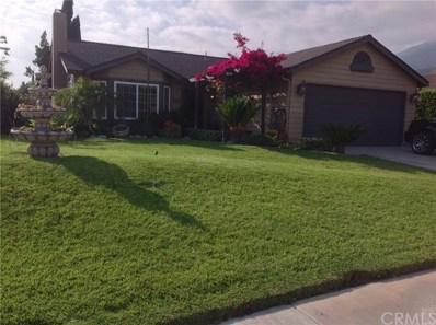 6286 N Walnut Avenue, San Bernardino, CA 92407 - MLS#: PW18119324