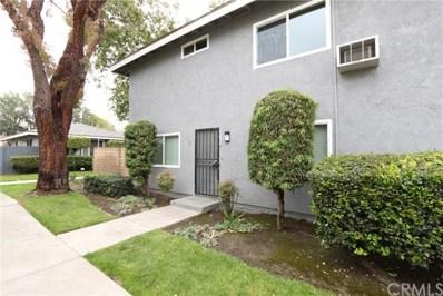 2165 N Orange Olive Road UNIT 2, Orange, CA 92865 - MLS#: PW18119743