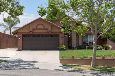 1058 Smoketree Drive, Corona, CA 92882 - MLS#: PW18119776