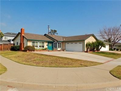 15682 Plymouth Lane, Huntington Beach, CA 92647 - MLS#: PW18119868