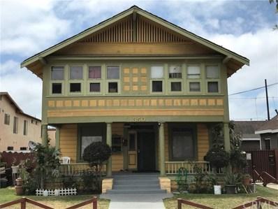 1350 E Hellman Street, Long Beach, CA 90813 - MLS#: PW18120310