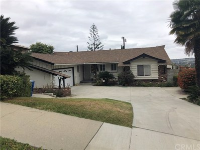 1490 Sierra Vista Drive, La Habra, CA 90631 - MLS#: PW18120603