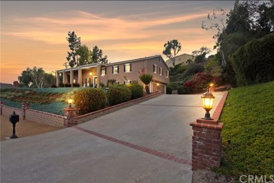 1205 Encinas Drive, La Habra Heights, CA 90631 - MLS#: PW18120815