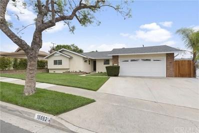 16692 Meadowview Drive, Yorba Linda, CA 92886 - MLS#: PW18121132