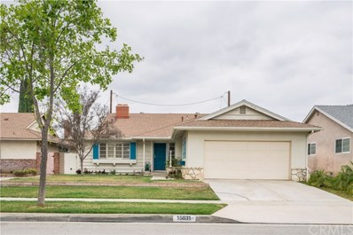 15831 Hornell Street, Whittier, CA 90603 - MLS#: PW18122540