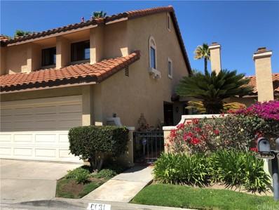 6031 E Ladera Lane, Anaheim Hills, CA 92807 - MLS#: PW18123078