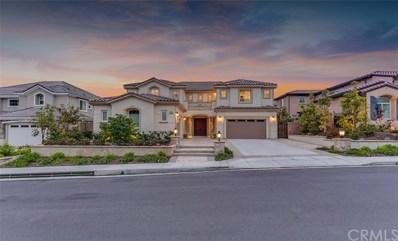 4391 Dartmouth Drive, Yorba Linda, CA 92886 - MLS#: PW18123730