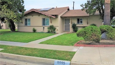1115 W Hampshire Avenue, Anaheim, CA 92802 - MLS#: PW18123885
