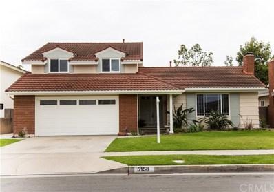 5158 Cumberland Drive, Cypress, CA 90630 - MLS#: PW18124279