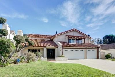 7042 E Country Club Lane, Anaheim Hills, CA 92807 - MLS#: PW18124666