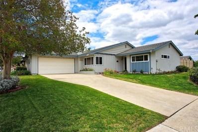 5161 Jay Street, Yorba Linda, CA 92886 - MLS#: PW18124883