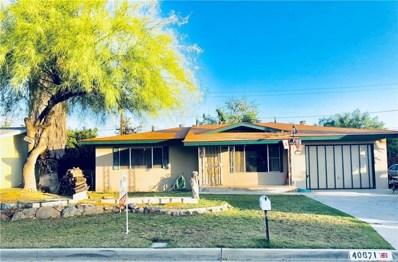 40671 Rosalie Avenue, Hemet, CA 92544 - MLS#: PW18125712