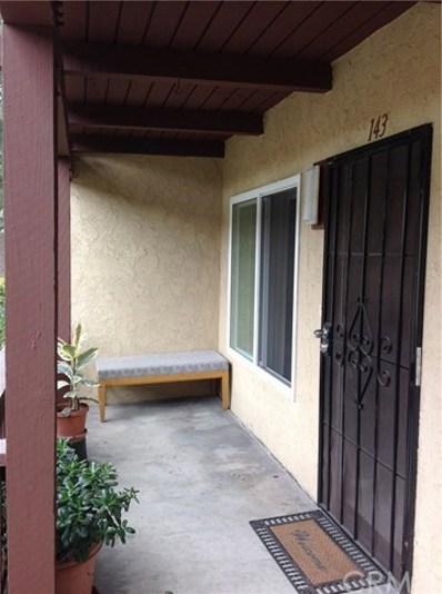 1010 W Macarthur Boulevard UNIT 143, Santa Ana, CA 92707 - MLS#: PW18125822