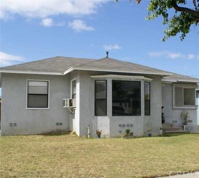 6034 Yearling Street, Lakewood, CA 90713 - MLS#: PW18126100