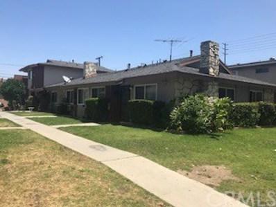1121 W 9th Street, Corona, CA 92882 - MLS#: PW18126465