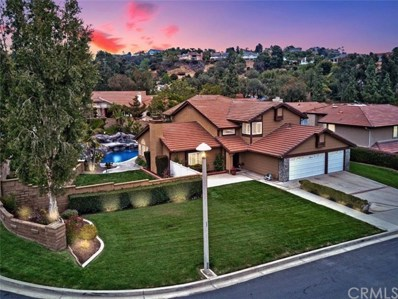5080 Via Del Fierro, Yorba Linda, CA 92887 - MLS#: PW18126619