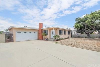 4621 W Melric Drive, Santa Ana, CA 92704 - MLS#: PW18126644
