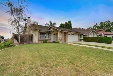 321 Hilltop Lane, Brea, CA 92821 - MLS#: PW18126832