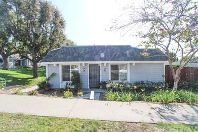 203 N Kodiak Street UNIT A, Anaheim, CA 92807 - MLS#: PW18127091