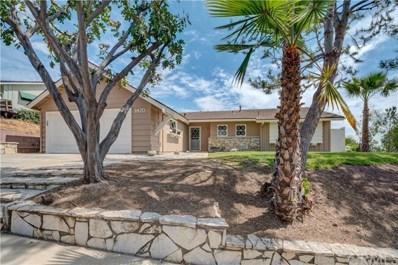 1470 Sierra Vista Drive, La Habra, CA 90631 - MLS#: PW18127763