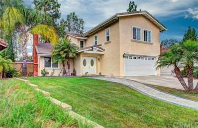 1251 Summersworth Place, Fullerton, CA 92833 - MLS#: PW18128364