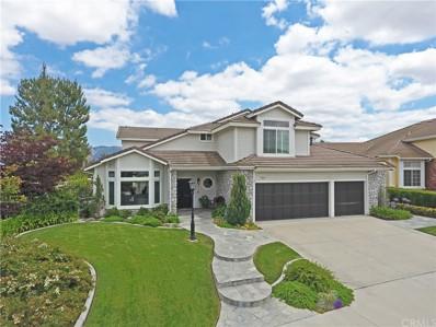 706 S Heatherglen Circle, Anaheim Hills, CA 92808 - MLS#: PW18128530