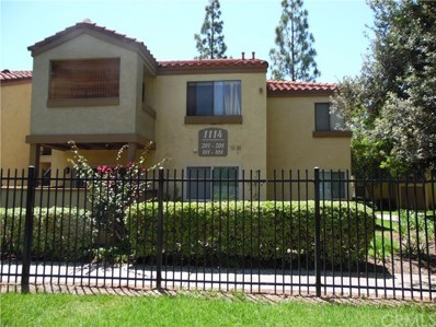 1114 W Blaine Street UNIT 105, Riverside, CA 92507 - MLS#: PW18129175