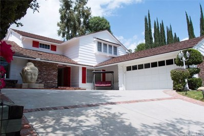 22711 Margarita Drive, Woodland Hills, CA 91364 - MLS#: PW18129891