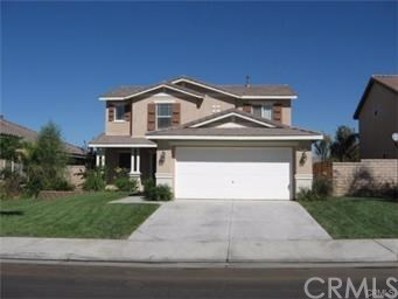 28476 Eagle Street, Moreno Valley, CA 92555 - MLS#: PW18130013