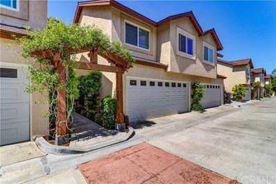 2233 Fairview Road UNIT G, Costa Mesa, CA 92627 - MLS#: PW18130087