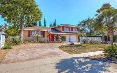 17712 Whitney Drive, North Tustin, CA 92705 - MLS#: PW18130099