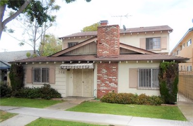 744 Loma Avenue, Long Beach, CA 90804 - MLS#: PW18130335