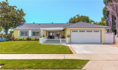 1546 N Elmwood Street, Orange, CA 92867 - MLS#: PW18130404