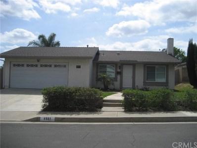 4681 Avenida Del Este, Yorba Linda, CA 92886 - MLS#: PW18130446