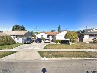 61 W Dameron Street, Long Beach, CA 90805 - MLS#: PW18131347