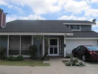 228 E Culver Street, Orange, CA 92866 - MLS#: PW18131449