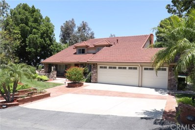 370 S Via Montanera, Anaheim Hills, CA 92807 - MLS#: PW18131544